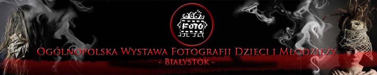 OGÓLNOPOLSKA WYSTAWA FOTOGRAFII DZIECI I MŁODZIEŻY
