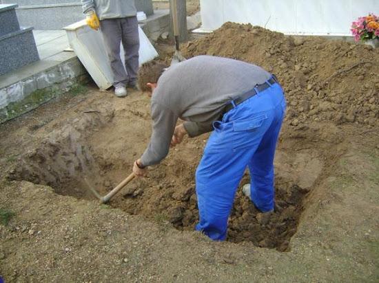 Que significa soñar con excavar