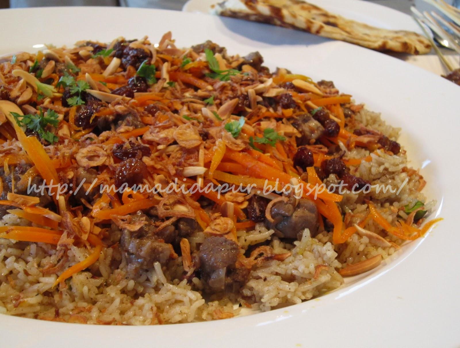 Chicken Kabuli Pulao Afghanistan Recipe  Foodcom