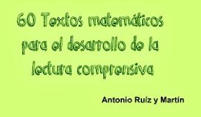 Textos matemáticos para el desarrollo de la lectura comprensiva