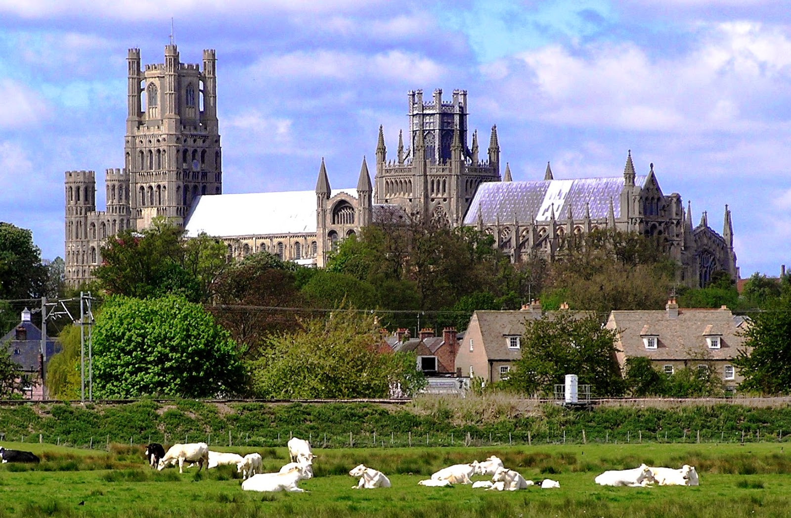 Image result for Ely Cathedral
