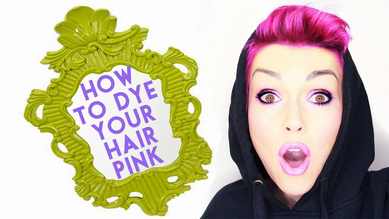 Kandeej How I Did My New Hair Color