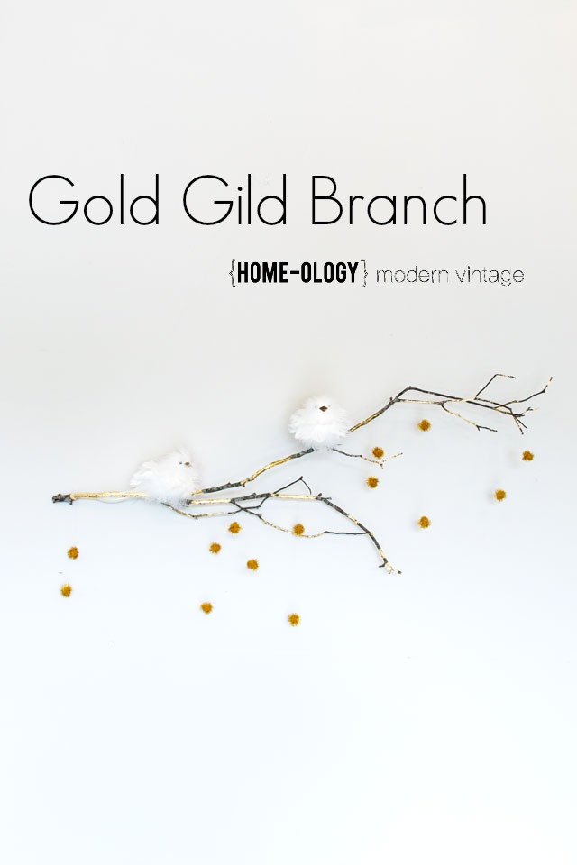 gold gild branch