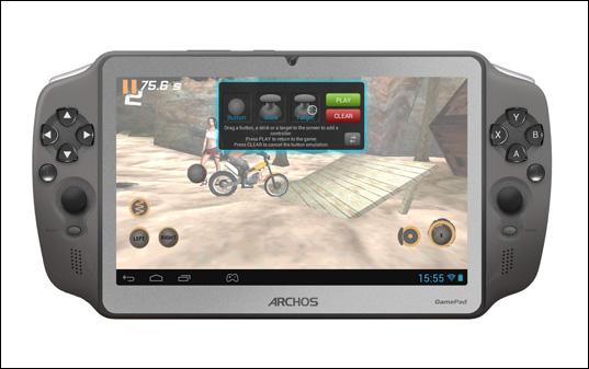 "Archos GamePad 8GB 7"" Tablet"