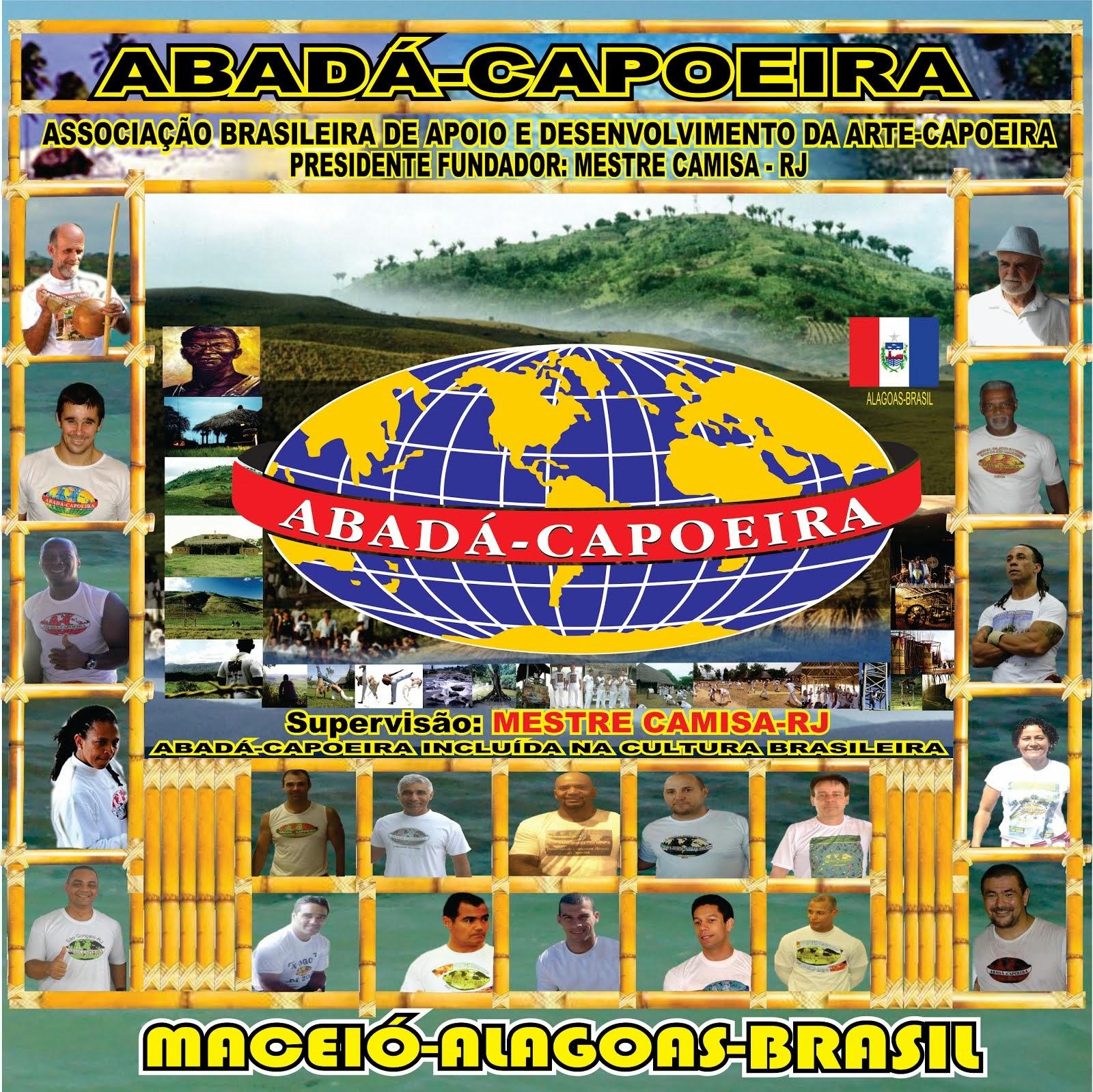 .ABADÁ CAPOEIRA ALAGOAS