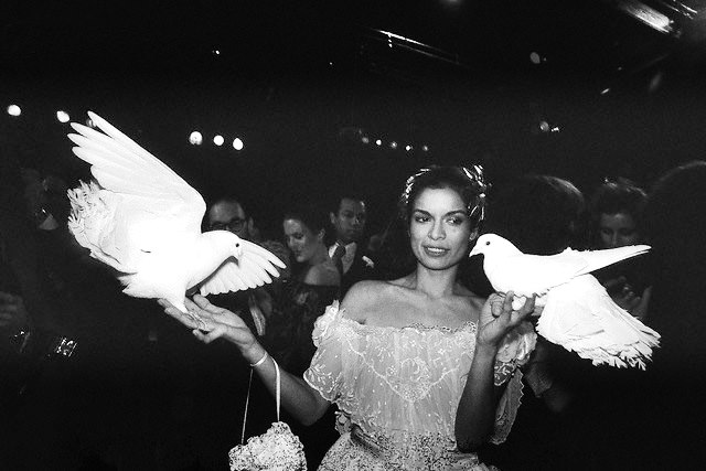 The Scene at Studio 54 Bianca Jagger