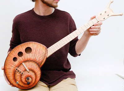 Creative Guitars and Unique Guitar Designs (15) 14
