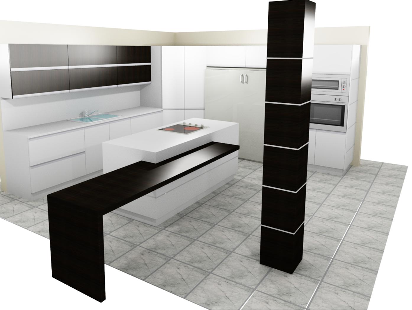 De un plano a la realidad fotos muebles modulares p p Muebles de cocina modulares baratos