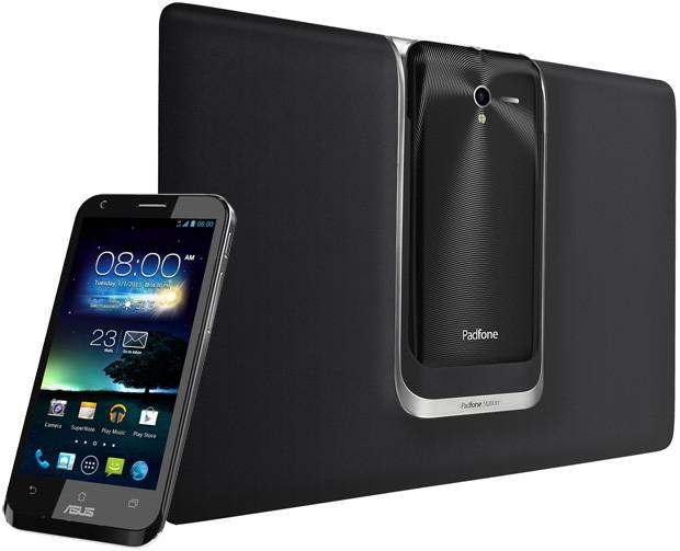 Asus Padfone 2 - Full tablet specifications