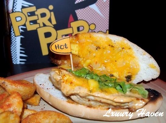 nandos angry mango burger meals