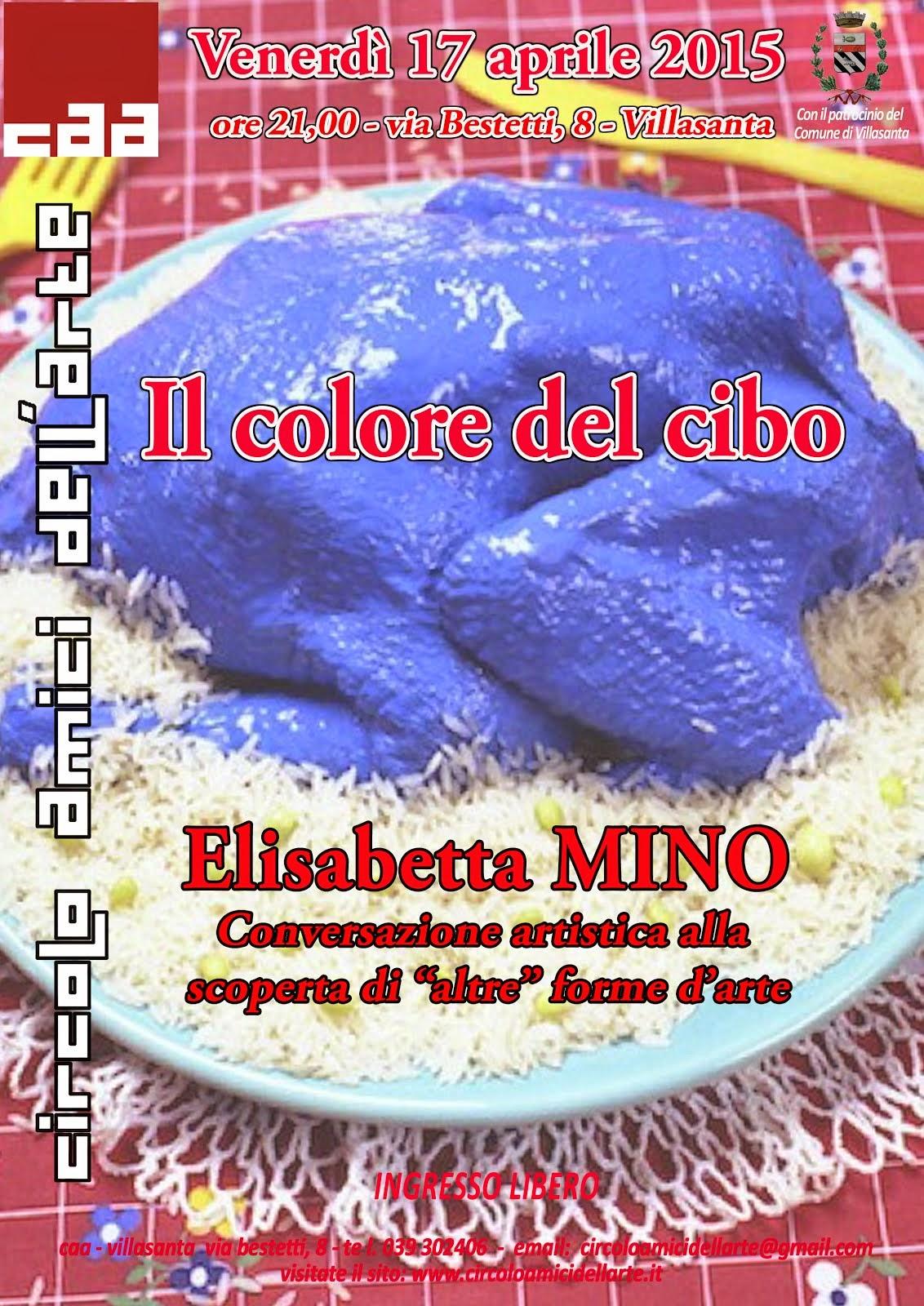 """Conferenza """"Il colore del cibo"""""""