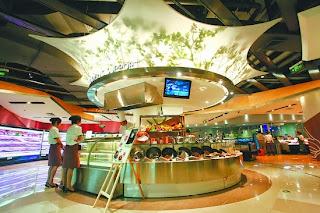 世紀聯華首家高端業態超市 CITY LIFE