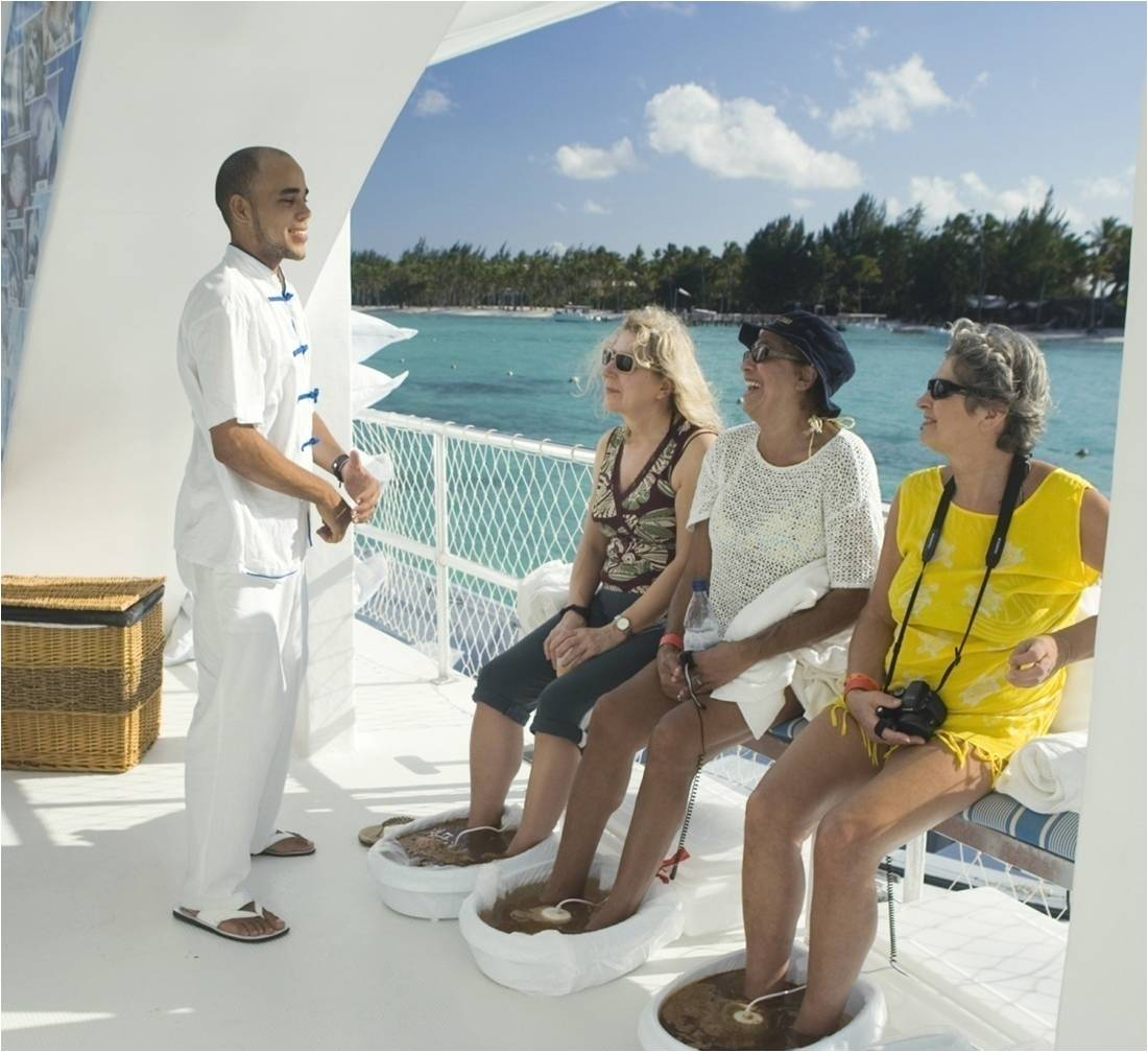 Detox Through the Feet http://oceanadventures-puntacana.blogspot.com/2012/02/what-to-do-in-punta-cana.html