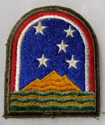 South Atlantic Patch USA WW II