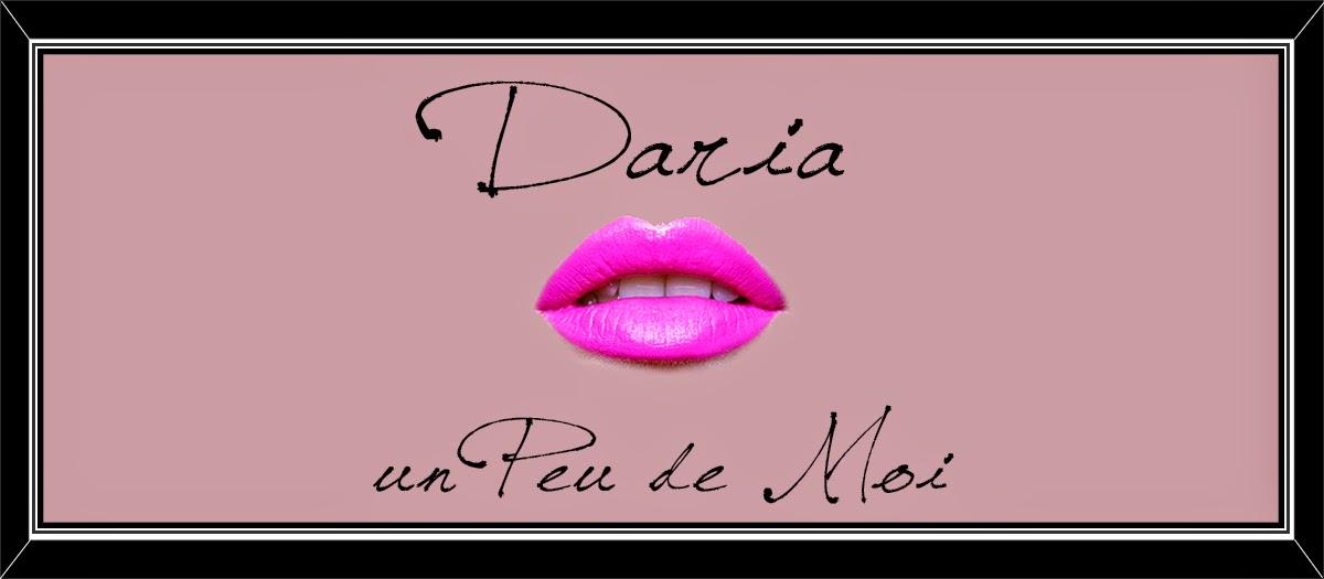Daria ~ un Peu de Moi