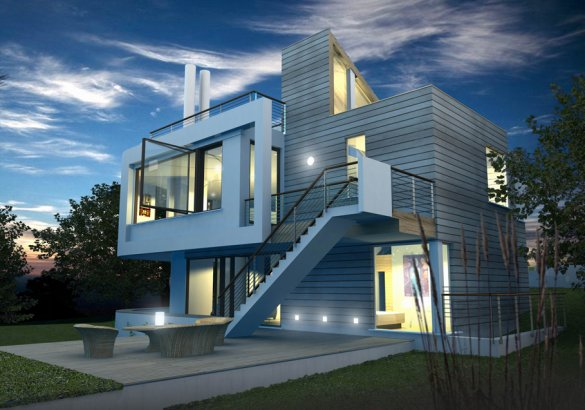 Beautiful houses residential house united states for Stunning houses