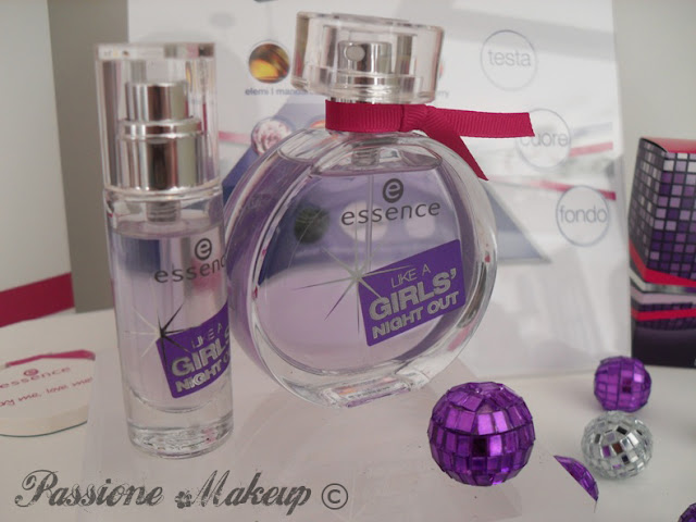 Essence profumo Like a girls' night out