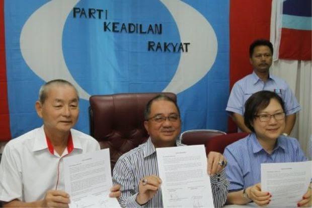 Pakatan Rakyat Sabah Putus Kerjasama Politik Dengan PAS Sabah
