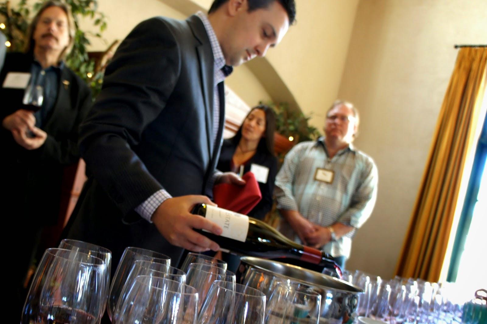 Sonoma in the City Wine Tasting