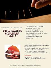 DIPLOMADO DE ACUPUNTURA | De Junio 2019 a Marzo 2020, en Monterrey N.L.