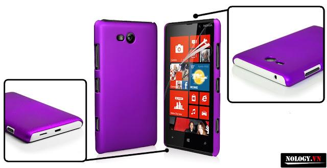 Nokia lumia 820 Thiết kế mới năng động cá tính