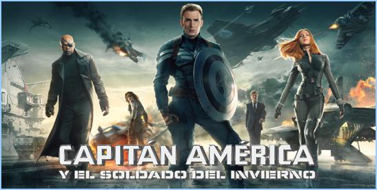 Capitán América Y El Soldado Del Invierno