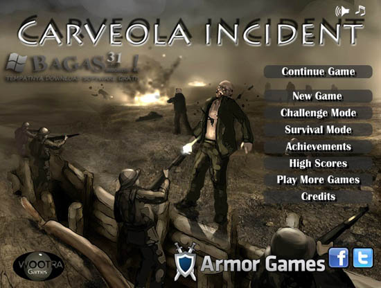 Games Carveola Incident 2