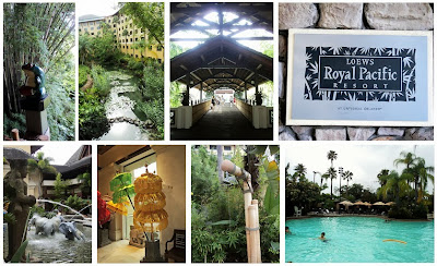 Loews Royal Pacific, a Flickr photoset by bonggamom