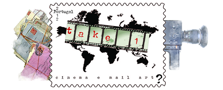 TAKE1 - Cinema e Mail Art ?