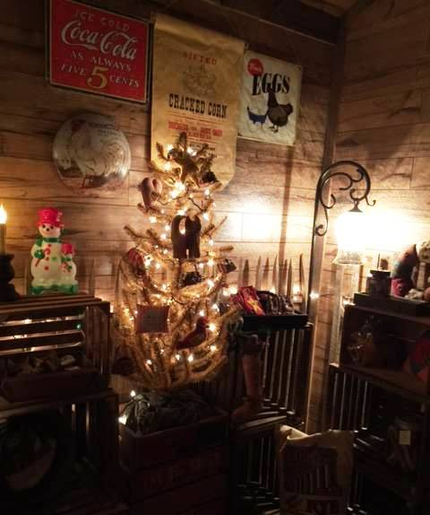 LIBERTY HOMESTEAD CHRISTMAS