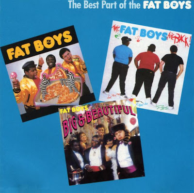 Fat Boys ‎– The Best Part Of The Fat Boys (Vinyl) (1987) (192 kbps)