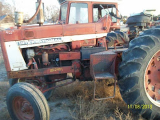 International 706 tractor parts
