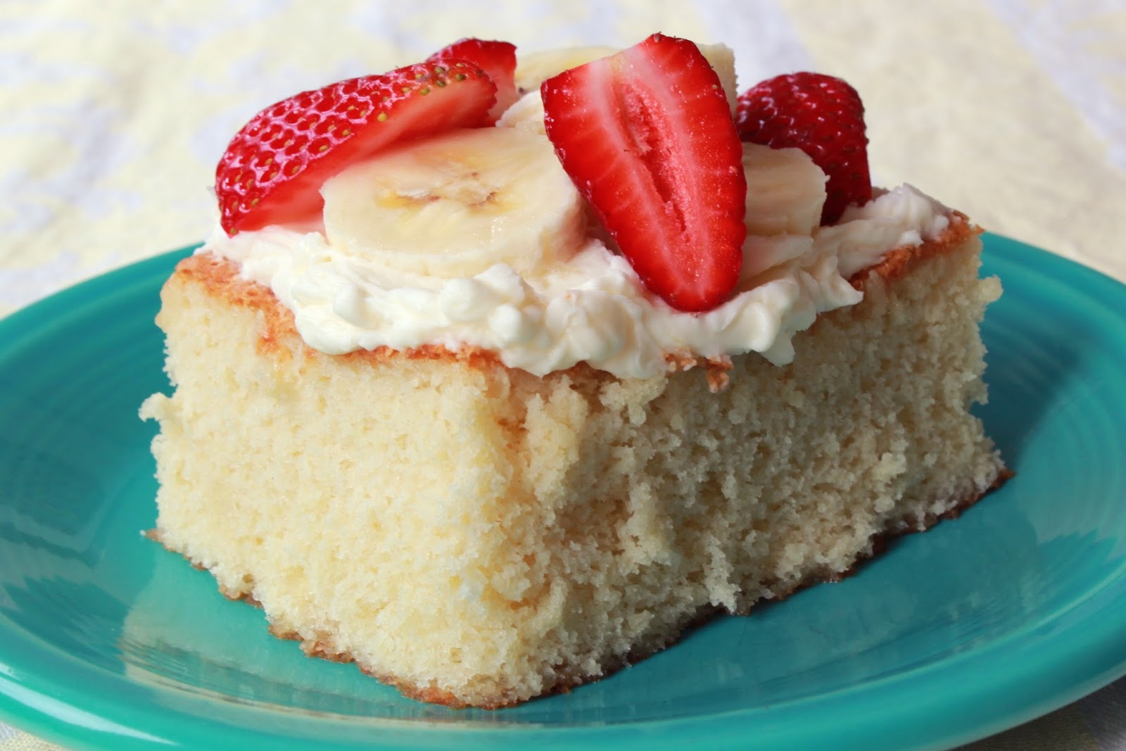 Lemon Pudding Bars Cake
