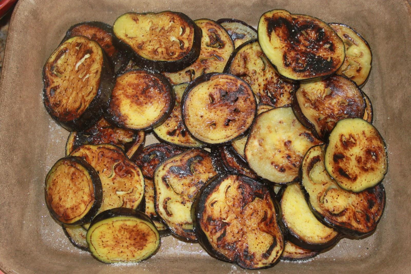 Recette d aubergine grillee au four un site culinaire populaire avec des recettes utiles - Cuisiner des aubergines au four ...