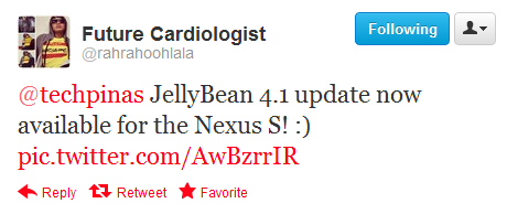 nexus s jelly bean