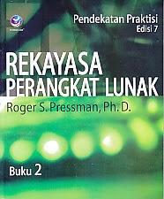 toko buku rahma: buku REKAYASA PERANGKAT LUNAK BUKU 2, pengarang roger s. pressman, penerbit andi