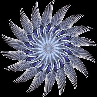 Mallard Wing Pinwheel