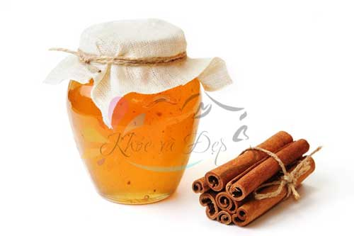 Giữ dáng eo thon dáng nuột dễ dàng với quế pha mật ong