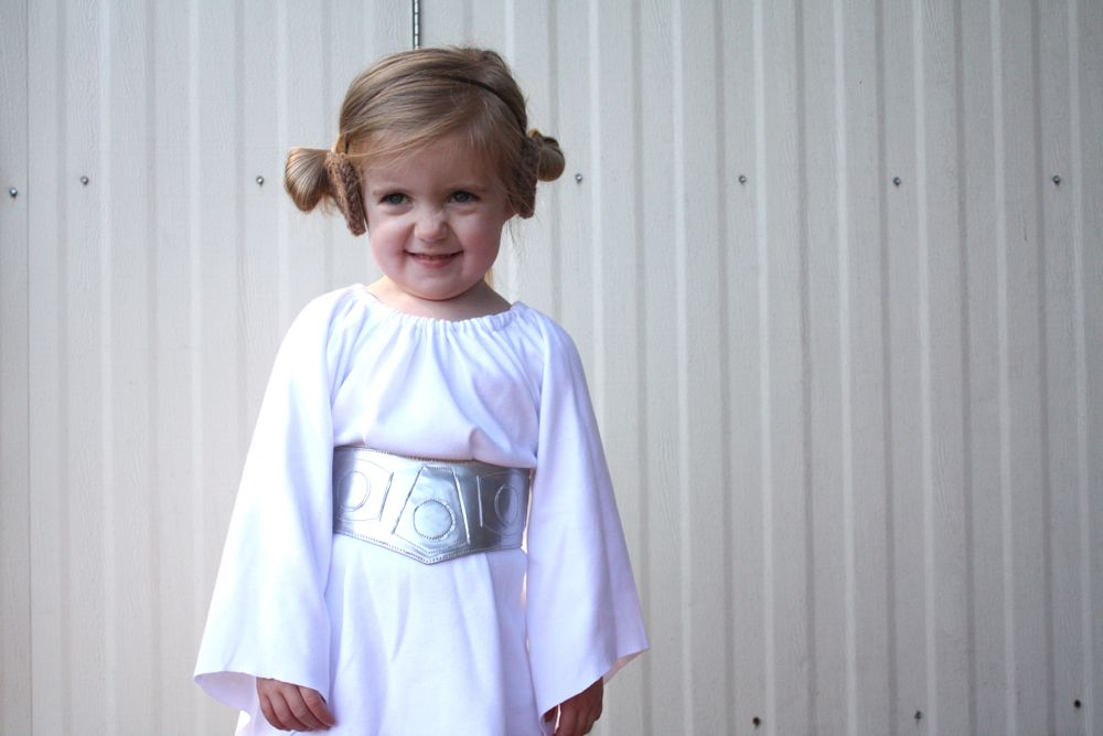 Princess leia costume belt tutorial