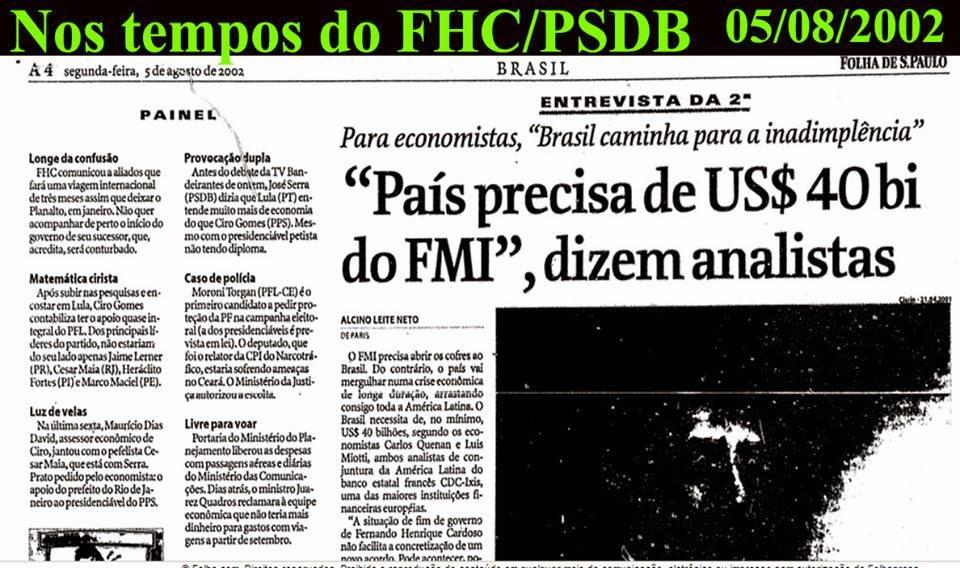 FHC++pa%C3%ADs++precisa+de++40+bilhoes++