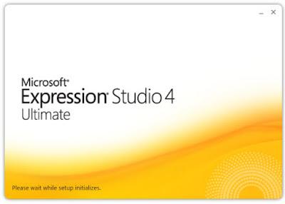 Microsoft Expression Studio 4 Ultimate Studio-install1