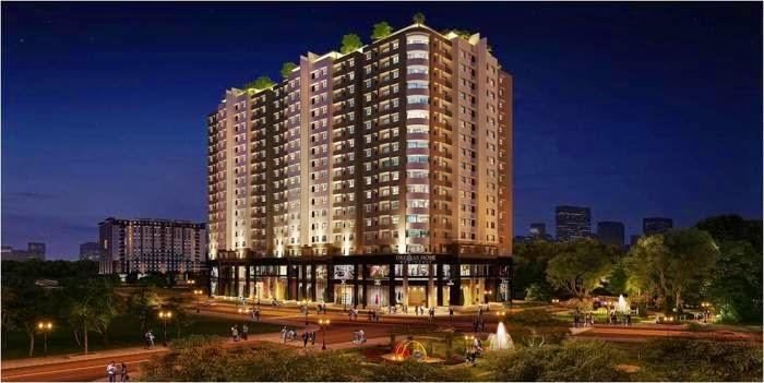 Phối cảnh dự án căn hộ Dream Home Residencen
