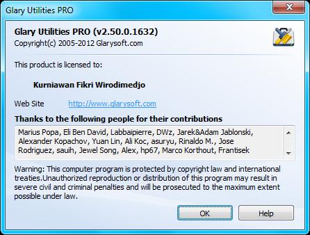Glary Utilities Pro 2.51.0.1666 Final Full Version.