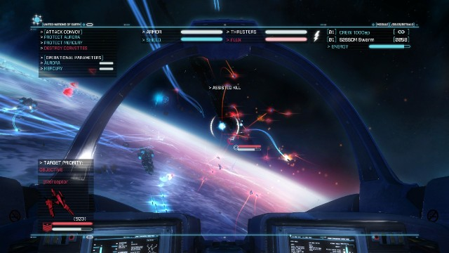 Strike Suit Zero Free Download PC Games