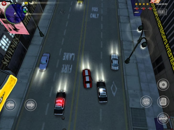 Grand Theft Auto: Chinatown Wars HD Lite Game App By Rockstar Games