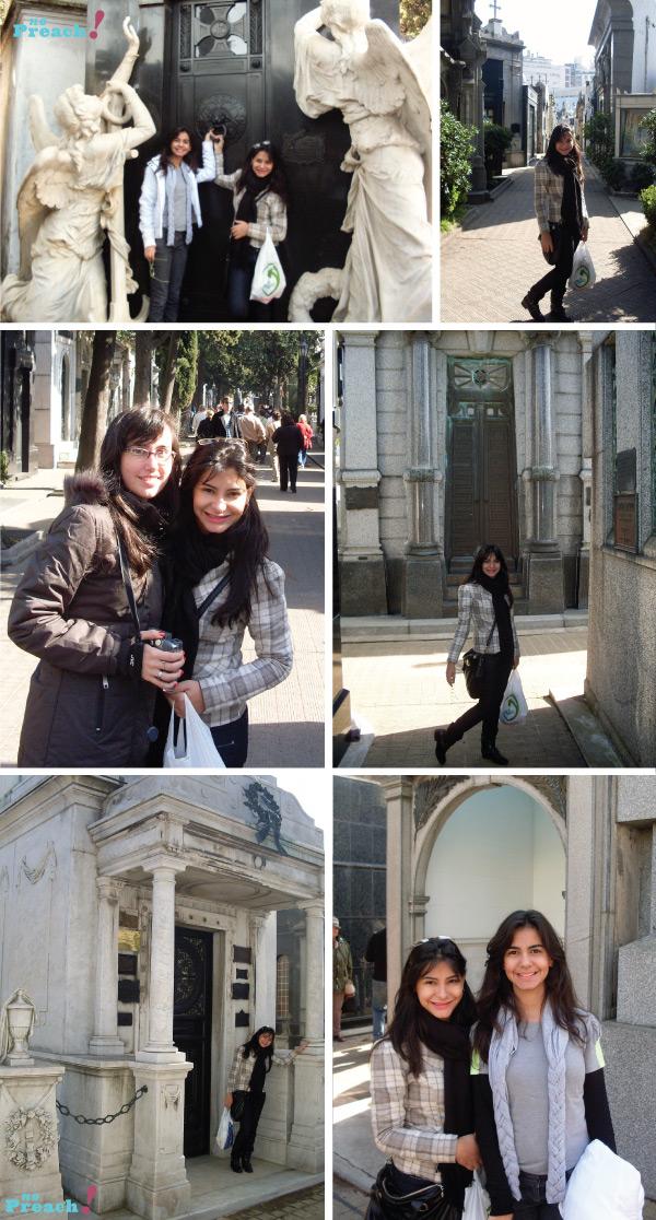 Cemitério da Recoleta: dica de viagem - Buenos Aires - Argentina
