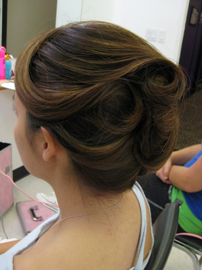French Twist Braids The HairCut Web