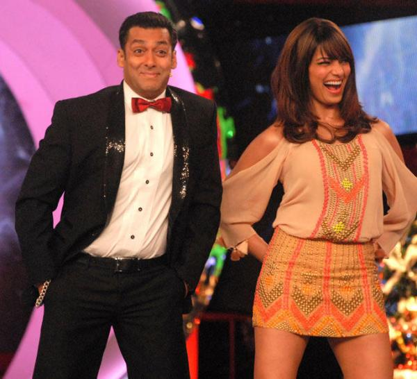 Bipasha Basu Fitness DVD Launch on Bigg Boss