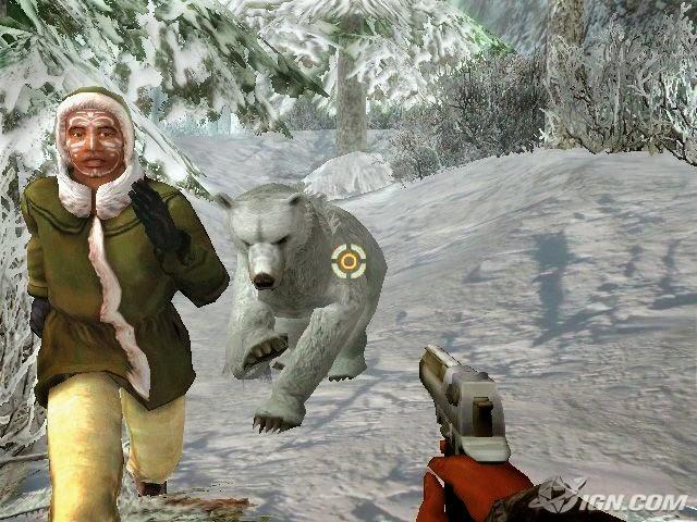 لعبة صيد الحيوانات المفترسة Cabelas Dangerous Hunts 2 كاملة حصريا تحميل مباشر Cabelas+Dangerous+Hunts+2+3