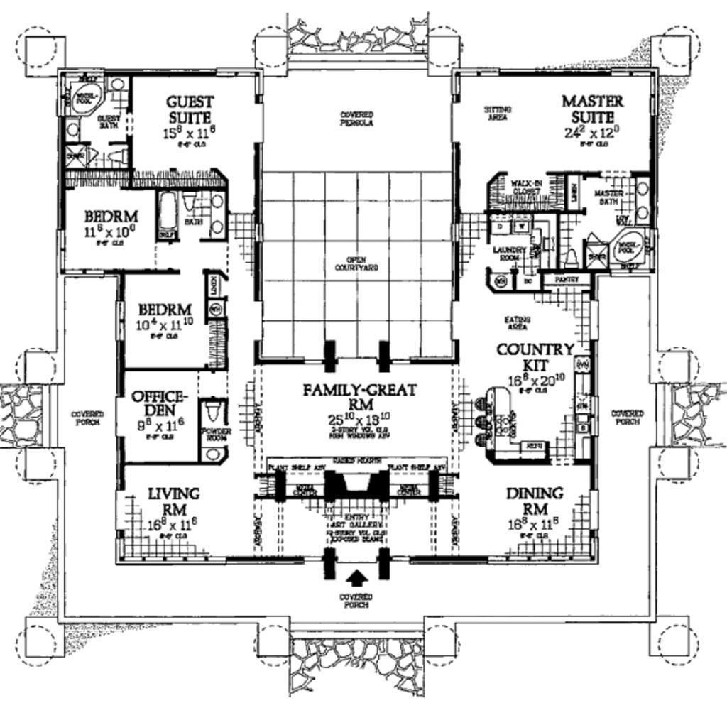 Planos de casas modelos y dise os de casas plano de una for Hacer planos a escala